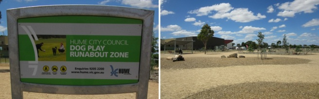 Runabout zone at Craigieburn Dog Park