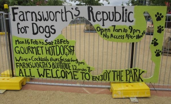 Farnsworth's Republic For Dogs