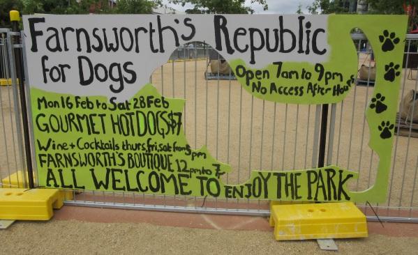 Farnsworth's Republic For Dogs