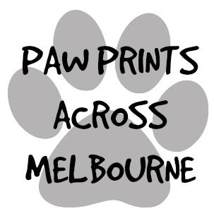Paw Prints Across Melbourne